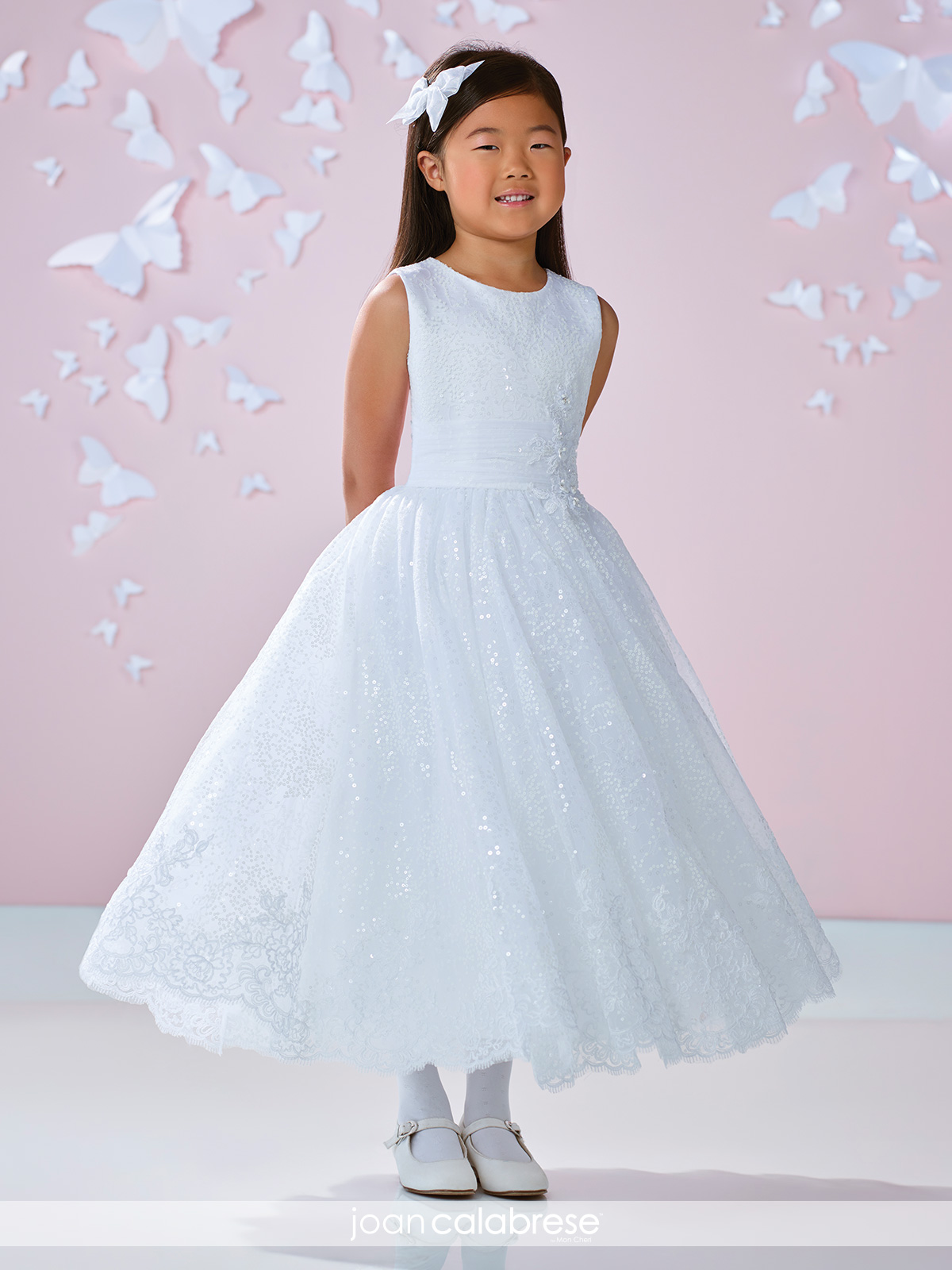 dafb9e6f799 Communion Dresses - Joan Calabrese 2018 Collection