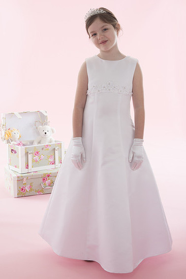 Linzi Jay Communion Dress ariel