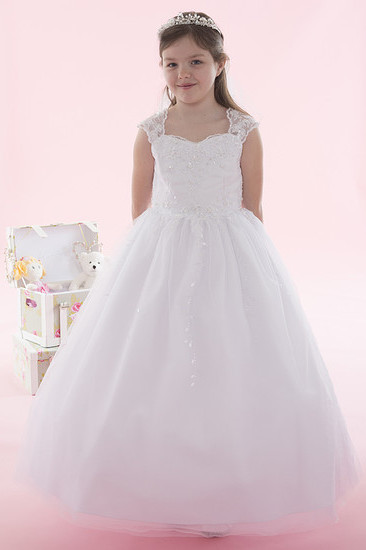 Linzi Jay First Communion Dress elsa