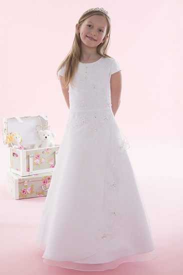 Linzi Jay First Communion Dress maria