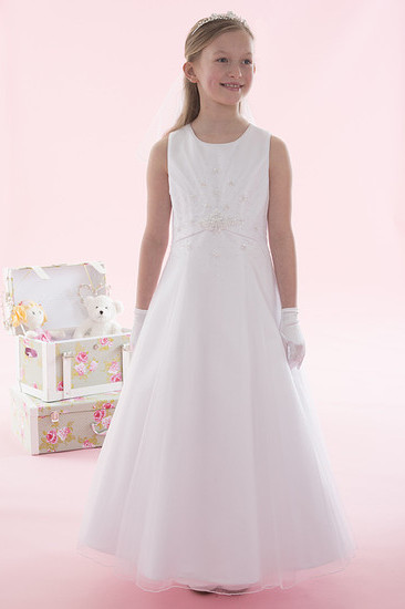 Linzi Jay First Communion Dress merida