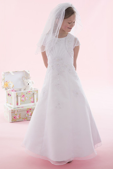 Linzi Jay First Communion Dress - Penny